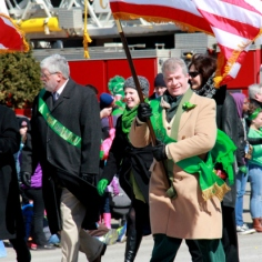 2014 Cleveland St. Patrick's Day Parade (Photo Credit: Katie Cole/CBS Radio)