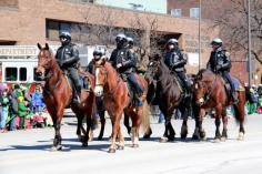2014 Cleveland St. Patrick's Day Parade (Photo Credit: Katie Cole/CBS Radio)