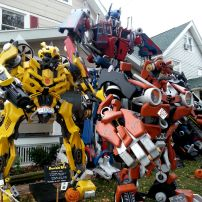 Transformers All