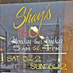 Shay's Restaurant