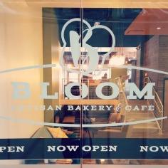 Bloom Bakery Logo