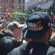 NBA Champs Hat