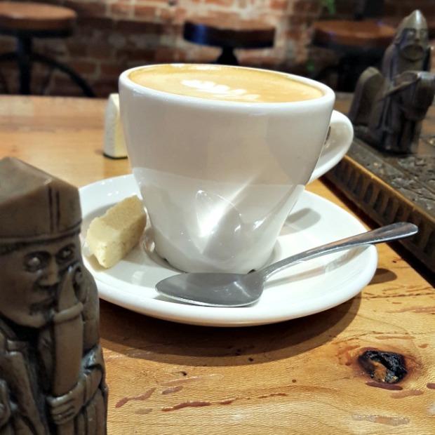 Bello Mundo Cappuccino