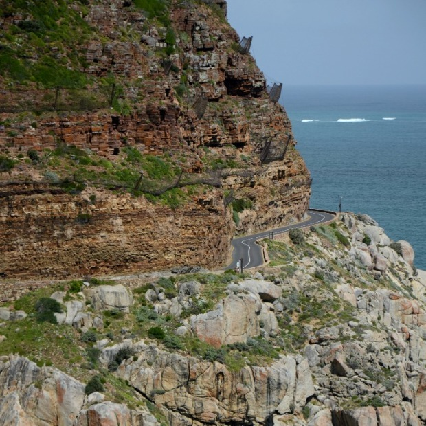 Chapman's Peak in South Africa