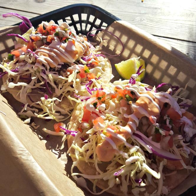 Sanchos Shrimp Tacos