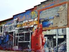 Waterloo Mural