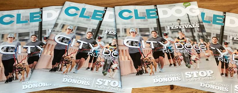 Cle Dog Magazine Cover